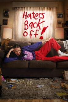 Haters Back Off! Serien Cover