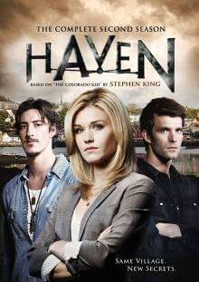 Cover der TV-Serie Haven