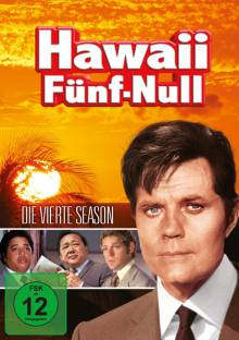 Cover der TV-Serie Hawaii Fünf - Null