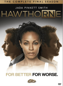 Cover der TV-Serie Hawthorne