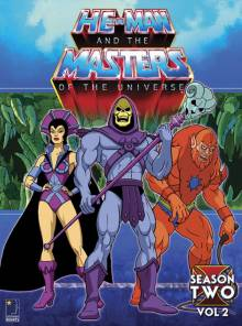Cover von He-Man and the Masters of the Universe (Serie)