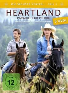 Cover von Heartland - Paradies für Pferde (Serie)