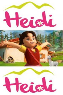 Cover der TV-Serie Heidi (2015)