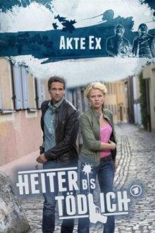 Cover von Heiter bis tödlich: Akte Ex (Serie)
