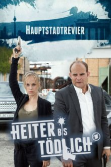 Cover von Heiter bis tödlich: Hauptstadtrevier (Serie)