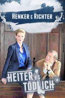Cover von Heiter bis tödlich: Henker & Richter (Serie)