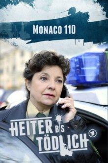Cover von Heiter bis tödlich: Monaco 110 (Serie)