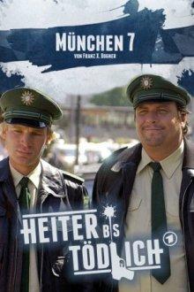 Cover von Heiter bis tödlich: München 7 (Serie)