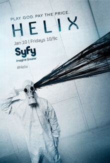 Cover von Helix (Serie)