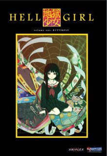 Cover der TV-Serie Hell Girl