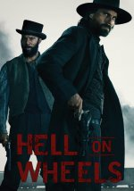 Hell on Wheels Serien Cover