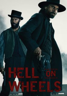 Cover der TV-Serie Hell on Wheels