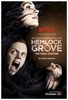 Cover von Hemlock Grove (Serie)