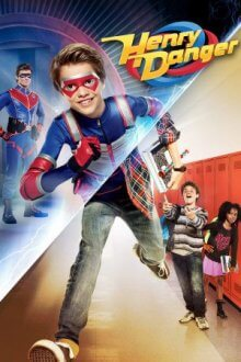 Cover der TV-Serie Henry Danger