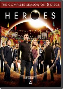 Cover der TV-Serie Heroes