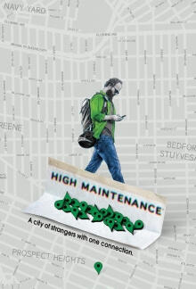 High Maintenance Serien Cover