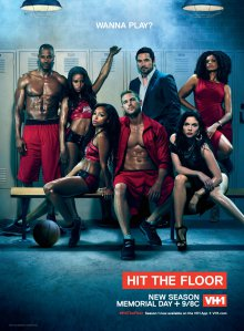 Cover der TV-Serie Hit the Floor