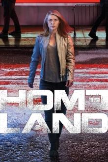 Cover von Homeland (Serie)