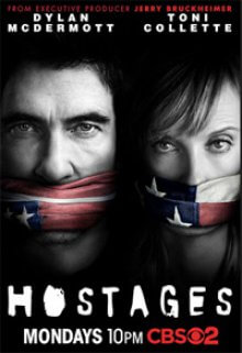 Cover der TV-Serie Hostages