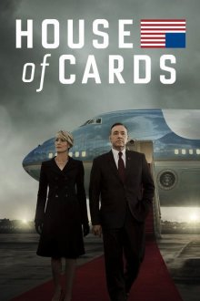 Cover der TV-Serie House of Cards