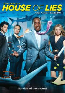 Cover der TV-Serie House of Lies