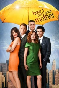 Cover der TV-Serie How I Met Your Mother