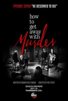 Cover von How to Get Away with Murder (Serie)