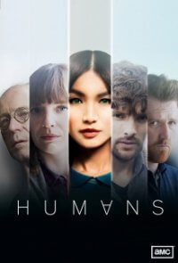 Humans Serien Cover