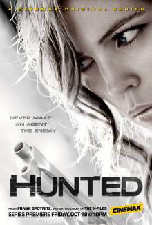Cover der TV-Serie Hunted