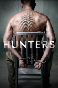 Poster, Hunters (2016) Serien Cover