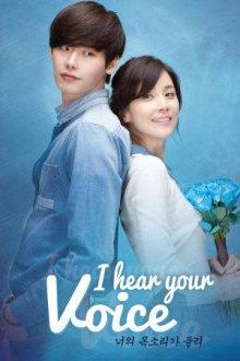 Cover von I Hear Your Voice (Serie)