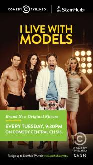 Cover von I Live with Models (Serie)