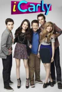 Cover der TV-Serie iCarly