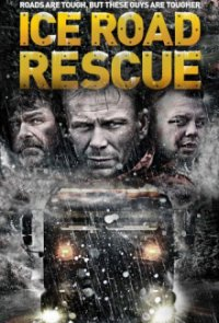 Cover Ice Road Rescue – Extremrettung in Norwegen, TV-Serie, Poster