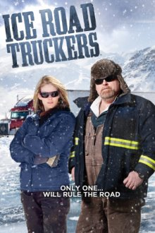 Cover der TV-Serie Ice Road Truckers
