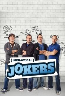 Cover von Impractical Jokers – Die Lachflasher! (Serie)