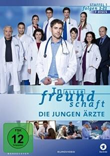 Cover von In aller Freundschaft – Die jungen Ärzte (Serie)
