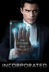 Incorporated Serien Cover