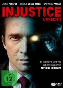 Cover von Injustice – Unrecht! (Serie)