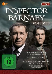 Cover von Inspector Barnaby (Serie)
