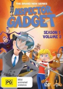 Cover von Inspector Gadget (2014) (Serie)