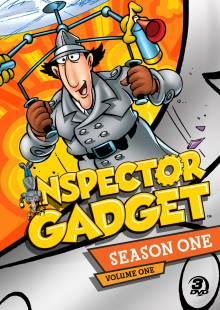 Cover von Inspektor Gadget (Serie)
