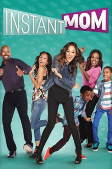 Cover der TV-Serie Instant Mom