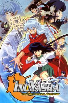 Cover der TV-Serie InuYasha