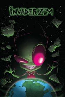 Cover von Invader Zim (Serie)
