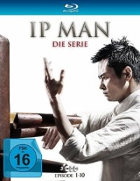 Cover der TV-Serie Ip Man - Die Serie