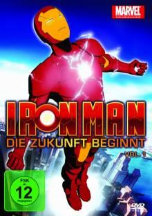 Cover von Iron Man – Die Zukunft beginnt (Serie)