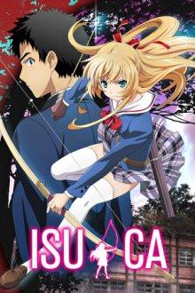 Cover von Isuca (Serie)