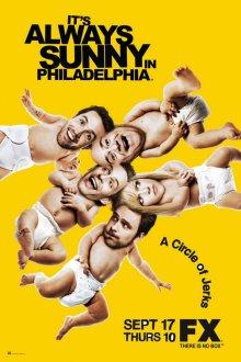 Cover von It's Always Sunny in Philadelphia (Serie)