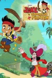 Cover von Jake und die Nimmerland Piraten (Serie)